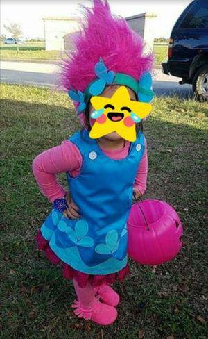 Poppy Trolls Custom Costume for Sale in Austin, TX