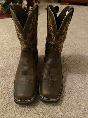 Justin original work boots 11.5 us for Sale in Bristow, VA