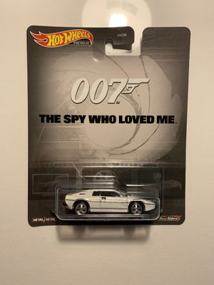 Hot wheels 007 for Sale in Addison, TX