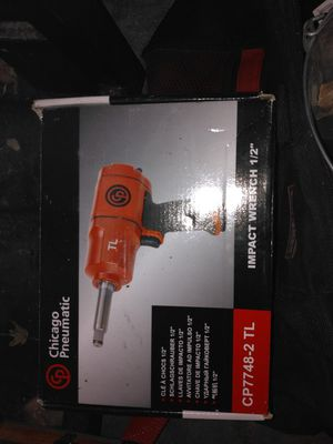 Chicago pneumatic air wrench for Sale in Quincy, IL