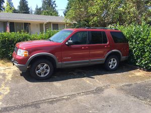 2002 Ford Explorer 135k mi for Sale in Enumclaw, WA