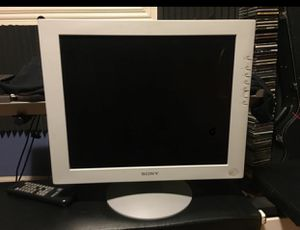 "Sony 17"" LCD Computer Monitor. for Sale in Nashville, TN"