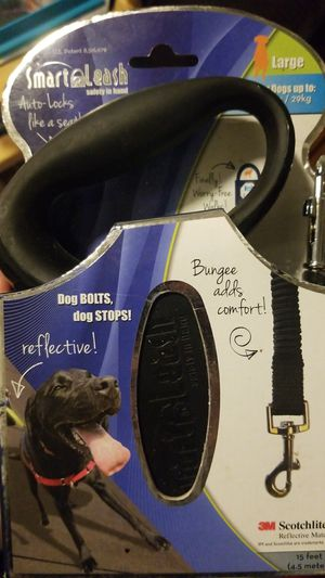 """Brand new """"smart leash"""" dog leash for Sale in Portland, OR"""