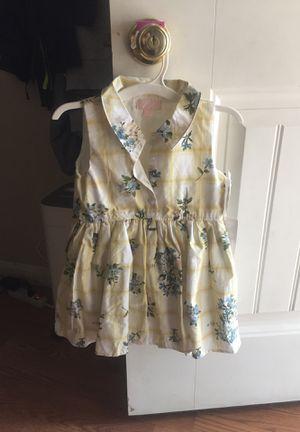 Girls 3t flower dress brand new for Sale in Hesperia, CA
