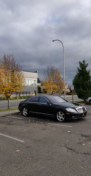 Mercedes Benz s550/s63 2007-2013 headlight for Sale in Federal Way, WA