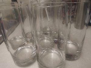 8 piece glasses for Sale in Elgin, IL