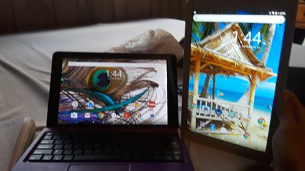 RCA and Simbans Quadcore Tablets for Sale in Pearland,  TX