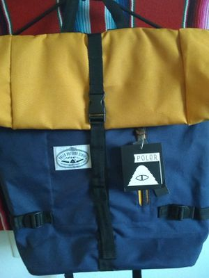 Poler Camping rolltop Backpack for Sale in Los Angeles, CA