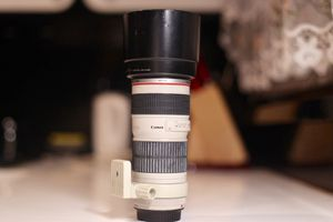 Canon 70-200 f/4L Telephoto Lens for Sale in NY, US