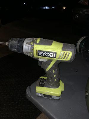 RYOBI Drill for Sale in Spanaway, WA