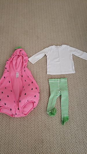 18mo Carter's Strawberry Halloween Costume for Sale in Bethesda, MD