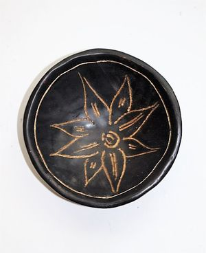 Authentic Ebony Wood Bowl for Sale in Washington, DC