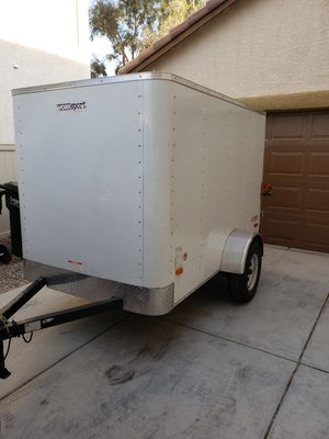 5x8 utility trailer for Sale in Las Vegas, NV