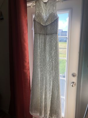 Lace Wedding Dress for Sale in Eglin Air Force Base, FL