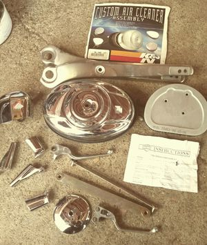 Harley Davidson motorcycle parts hardware accessories for Sale in Nashville, TN