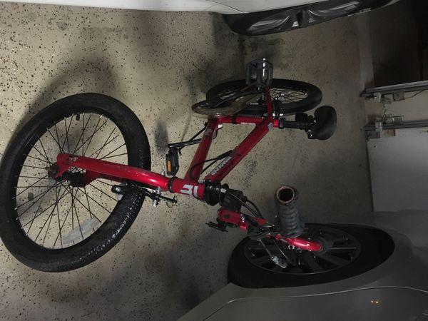 kids mongoose bmx bike