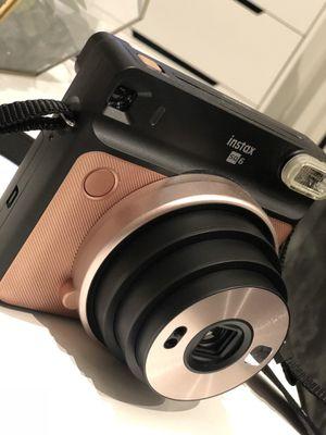 Fujifilm - Instax Square SQ6 - Blush Gold for Sale in Montgomery, AL