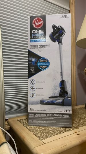 Hoover OnePwr System Cordless vacuum for Sale in Hawley, PA