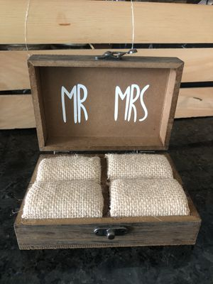 Ring box for Sale in Cape Coral, FL