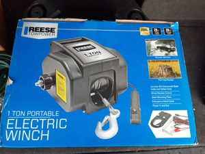 Electric winch for Sale in Oxnard, CA