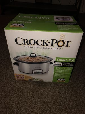 Smart Pot Crock Pot 4 Quarts for Sale in Fresno, CA