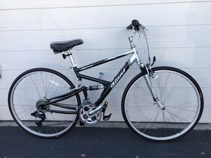 Giant Cypress Full Suspension Hybrid Bike for Sale in Escondido, CA