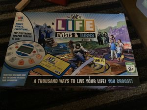 Game of Life Twists and Turns 2007 Milton Bradley for Sale in Scottsdale, AZ