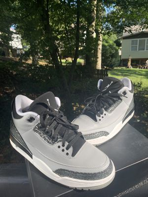 "Jordan 3 retro ""Wolf Grey "" for Sale in MD, US"