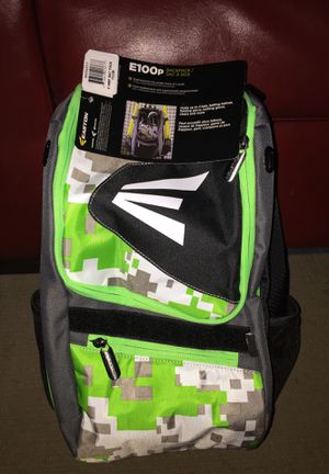 Easton baseball backpack for Sale in Moreno Valley, CA