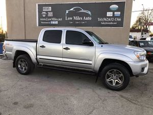 2012 Toyota Tacoma for Sale in Whittier, CA