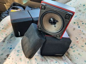 BOSE REDLINE speakers for surround snd for Sale in Fresno, CA
