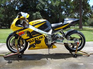 2001 GSXR1000 for Sale in Palm Harbor, FL