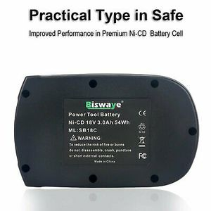 Biswaye Power Tool Battery Brand New for Sale in Deltona, FL