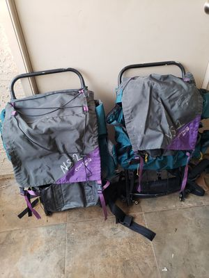 2 Camp Trails Night Stay Hiking Backpacks for Sale in Tempe, AZ