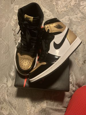 Jordan 1 gold toe for Sale in Falls Church, VA