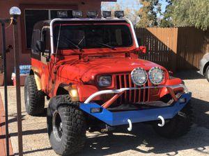95 Jeep Wrangler. for Sale in Oro Valley, AZ