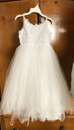 Flower girl dress for Sale in Culver City, CA