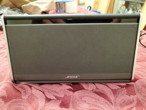 Bose SoundLink Speaker II. Excellent, like new condition for Sale in Lake Villa, IL
