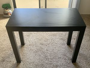 Selling: Foldable Table (1),Tables (3),Revolving Chairs (2),Combo Floor Lamps (4), Queen Bed & Frame for Sale in Greenville, SC