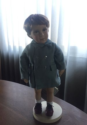"Danbury Mint ""John John"" Porcelain Doll for Sale in San Bruno, CA"