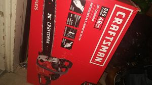 "Craftsman 20"" Chainsaw for Sale in Tacoma, WA"