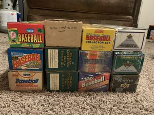 Baseball cards for Sale in Independence, KS