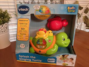 New VTech Splash the Singing Turtle for Sale in Rosemead, CA