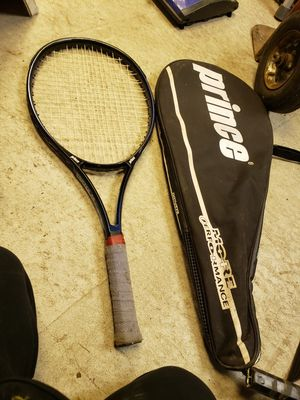 prince vortex sb oversized tennis racket for Sale in Chicago, IL
