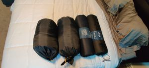 2 Sleeping bags and 2 sleeping pads for Sale in Everett, WA