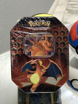 Hidden Fates Charizard GX Tin Pokemon Cards for Sale in Orlando, FL