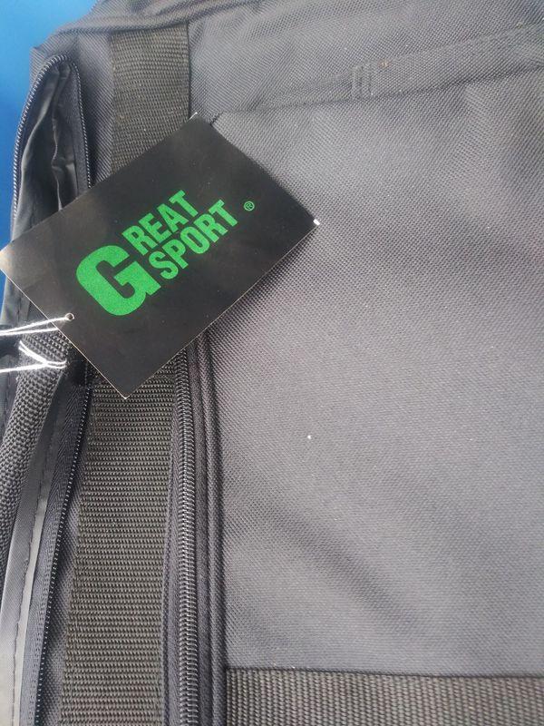 Great sport duffle bag