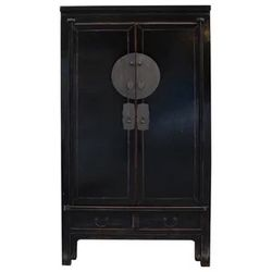 ANTIQUE CHINESE ARMOIRE (Gold features) for Sale in Marina del Rey,  CA