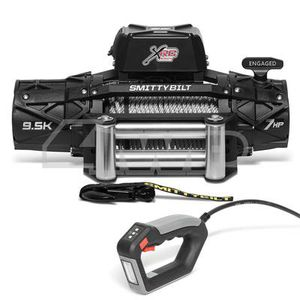 Smittybilt XRC Gen3 9.5K Winch with Steel Cable - 97695 for Sale in San Diego, CA
