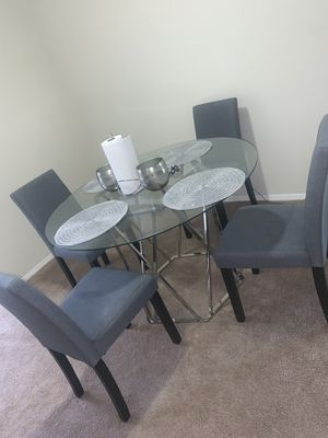 Brand New Table With Chairs for Sale in Takoma Park, MD